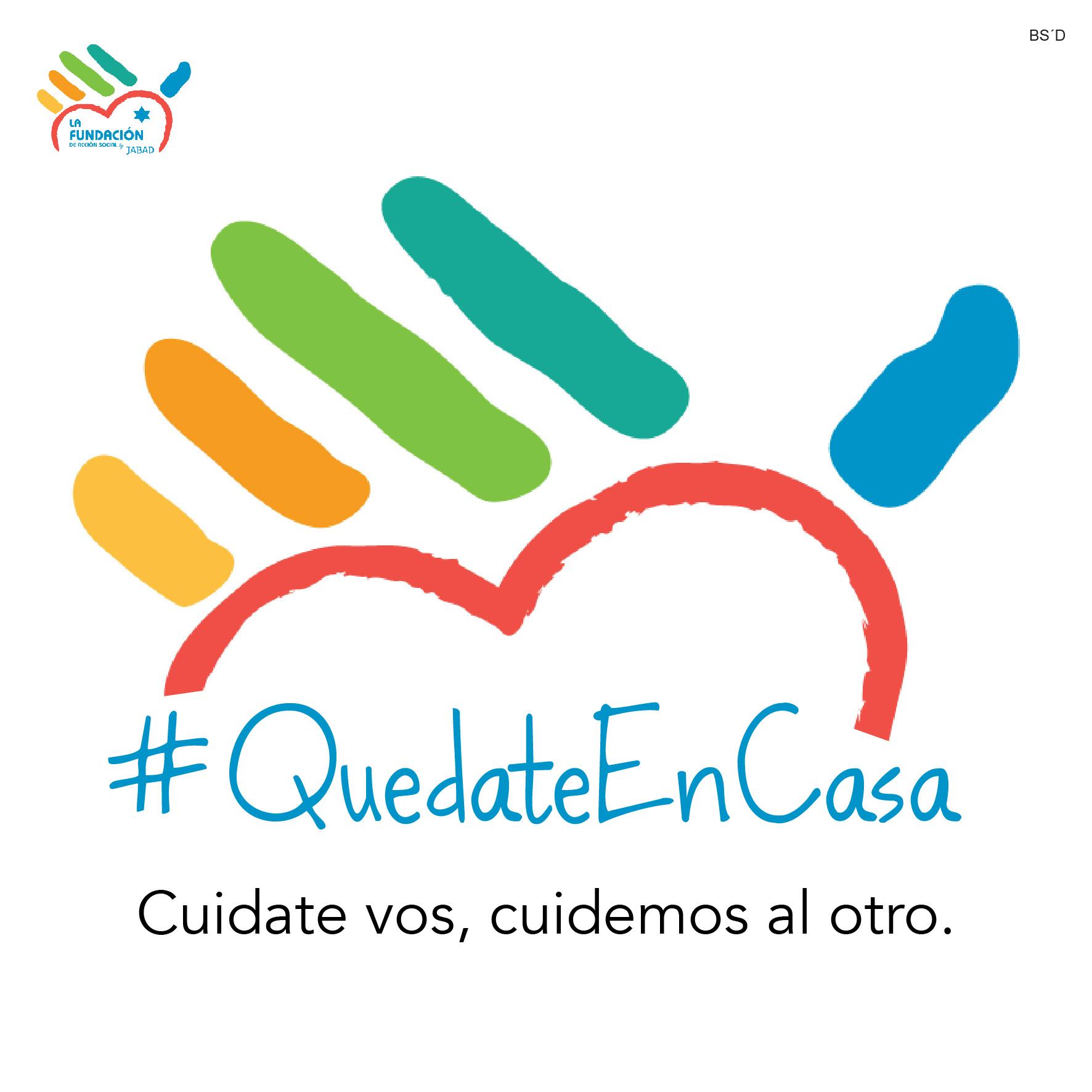 Fundacion_QuedateEnCasa - Posteo