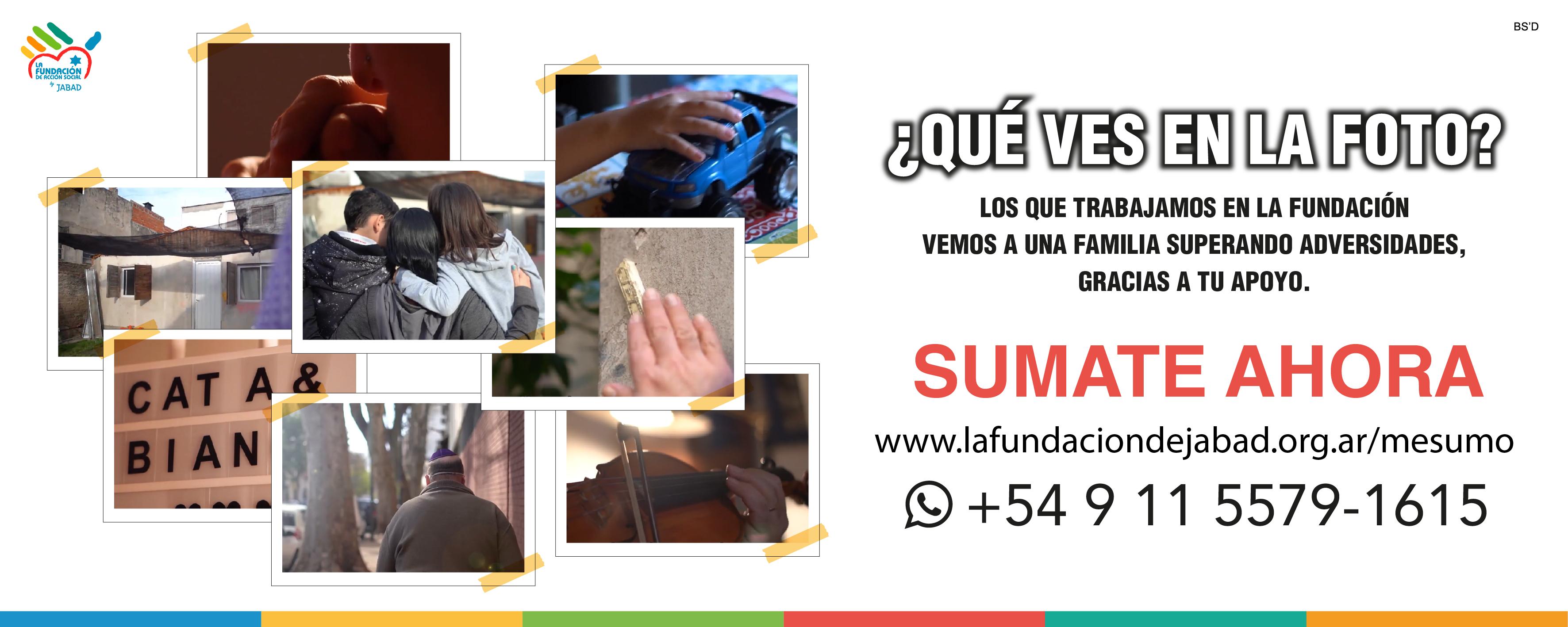 Fundacion - Campaña Socios_Banner web